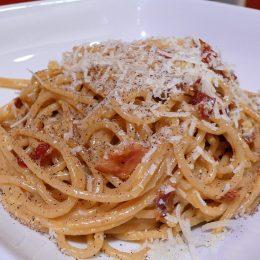 Pasta Carbonara Torsdag